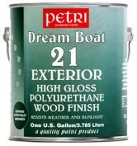 Лак глянцевый акрил полиуретановый для пола Petri Dream 7,6 л