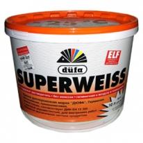 Краска акриловая вододисперсионная Dufa Superweiss RD 4 5 л