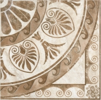 Декор Kerama Marazzi AR55/SG1117 Триумф 1/4 розона 42×42 (4 шт)