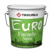 Краска фасадная Tikkurila Finncolor Euro Facade Aqua 2,7 л (база С)