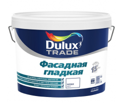 Краска фасадная гладкая на водной основе Dulux 2,5 л (база BW)