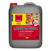 Огнебиозащита I группа Neomid 450-1 5 кг