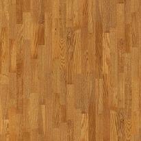 Доска паркетная TARKETT SAMBA Дуб Ванилла браш, трехполосная, 1123х194х14, 1,307м2, лак