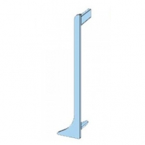 Заглушка для плинтуса Progress Plast TPCTACS 100 DX правая
