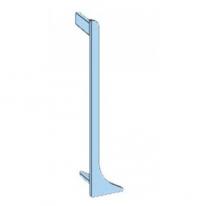 Заглушка для плинтуса Progress Plast TPCTACS 100 SX левая