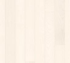 Доска паркетная Quick-Step Castello CAS1479S Ясень слоновая кость сатин, 1820х145х14 мм