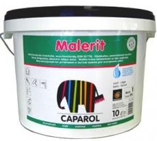 Краска белая, матовая для стен и потолков Caparol Malerit 2,5 л