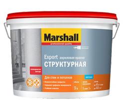 Краска для стен и потолков Marshall Export 10 л