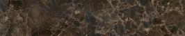 Бордюр Italon ELITE FLOOR PROJECT Dark Listello Люкс матовая 10,5×59