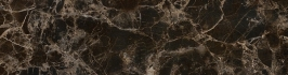 Бордюр Italon ELITE FLOOR PROJECT Dark Listello Люкс матовая 10,5×44