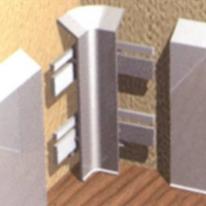 Угол для плинтуса PKGISP 70/100 Progress Plast PKIAGI 70/100 внутренний