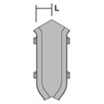 Угол внутренний для плинтуса Progress Plast RICTAA 100