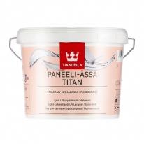 Лак для стен акриловый Tikkurila Paneeli Assa Titan, 10 л