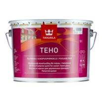 Краска масляная для деревянных фасадов Tikkurila Teho 0,9 л (база С)