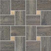 Декор Estima BRIGANTINA Mosaico Tappeto BG06/BG02 неполир. матовый 30×30