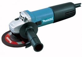 Углошлифовальная машина Makita 9558HN, 125 мм
