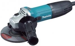 Углошлифовальная машина Makita GA5030, 125 мм