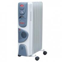 Радиатор масляный с тепловентилятором Ресанта ОМ-9НВ