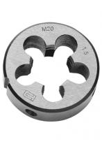 Плашка М20 х 1,5 мм СибрТех