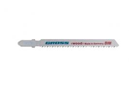 Полотна для электролобзика Проф. лин, 2 шт.( 3101F — T101BF ) Gross