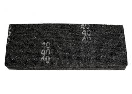 Сетка абразивная, P 60, 106 х 280мм, 25 шт. Matrix Master