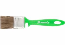 Кисть флейцевая «РАБОТЫ ПО ДЕРЕВУ» 35*10 мм Color Line Matrix