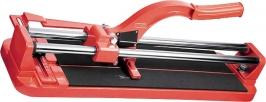 Плиткорез 400 х 16 мм, литая станина, направляющая с подшипником, усиленная ручка Matrix