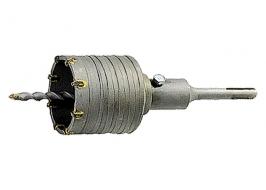 Коронка в сборе М22 х 65 мм, SDS PLUS Matrix