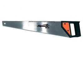 Ножовка по дереву, 450 мм, 5-6 TPI, каленый зуб, линейка, пластиковая рукоятка Sparta