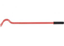 Лом-гвоздодер, 400 мм, арматурный, диаметр 17 мм, резиновая ручка Россия