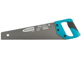 Ножовка по дереву «PIRANHA», 400 мм, 11-12 TPI, калёный зуб, тефл. покр. полотна, 2-х комп. GROSS