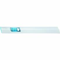 Правило алюминиевое 2 ребра жесткости, эргономичное, L-1,0 м БАРС