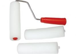 Набор: валик «ПОРОЛОН» с ручкой + 2 шубки, 140 мм, D валика — 42 мм Россия