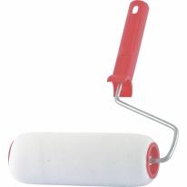 Валик «Поролон», в сборе, 250 мм, D – 48 мм, D ручки – 6 мм, крепление шплинтом Сибртех