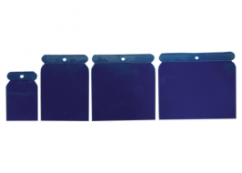 Набор шпателей японских пластмассовых, 50-75-100-120 мм, 4 шт. Sparta