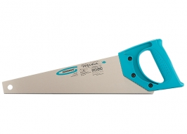 Ножовка для работы с ламинатом «PIRANHA», 360 мм, 15-16 TPI, зуб-2D, пласт. рук. GROSS