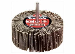 Круг лепестковый для дрели, Р 80, 60 х 30 х 6 мм Matrix