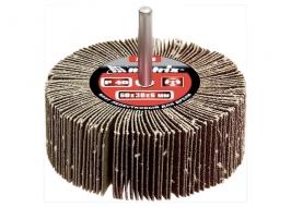 Круг лепестковый для дрели, P 80, 80 х 40 х 6 мм Matrix