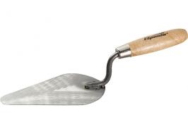 Кельма бетонщика стальная, 200 мм, деревянная ручка Sparta