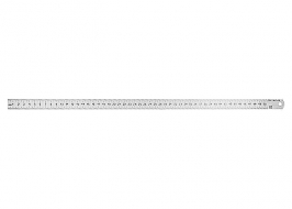 Линейка измерительная, 500 мм, металлическая Россия