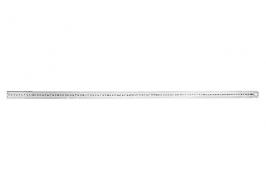 Линейка измерительная, 1000 мм, металлическая Sparta