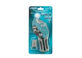 Ножницы для резки изделий из ПВХ, D — до 36 мм, 2-х комп. рук-ки,рабочий стол для плоских изд. Gross