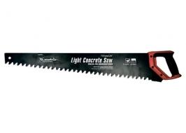 Ножовка по пенобетону, 700 мм, защитное покр. твердо. напайки на зубья, двухкомп. рук. Matrix