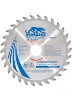 Пильный диск по дереву 160 x 20/16мм, 24 твердосплавных зуба Барс