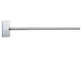 Ледоруб-скребок, 200 мм, металлический черенок 1200 мм СИБРТЕХ