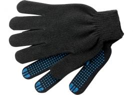 Перчатки утепленные, ПВХ «точка» СибрТех