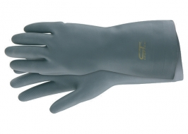 Перчатки сантехнические «латекс», XL СибрТех
