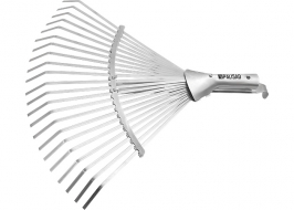 Грабли веерные без черенка, колличество зубьев 22, раздвижные, 270×60 мм Palisad