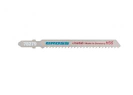 Полотна для электролобзика по металлу, 2 шт.( 3118 — T127D ) Gross