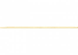 Черенок для метлы, 25 х 1250 мм, 1с Россия